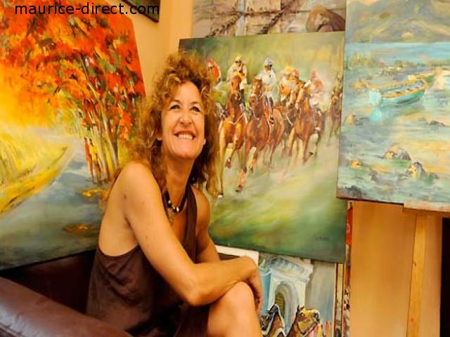 L' Artiste Anne Delplace