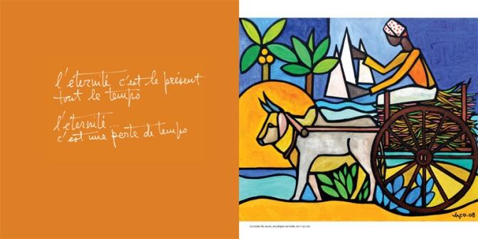 Aux couleurs de l'artiste peintre Mauricien, Vaco Baissac