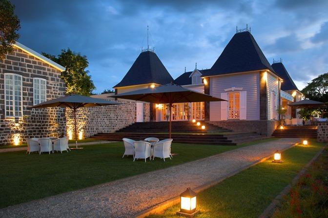 Le 'Château Mon Désir' élu meilleur restaurant gastronomique aux 'World Luxury Restaurant Awards'