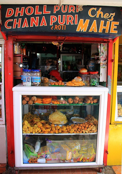 Visiter le marché de Mahébourg